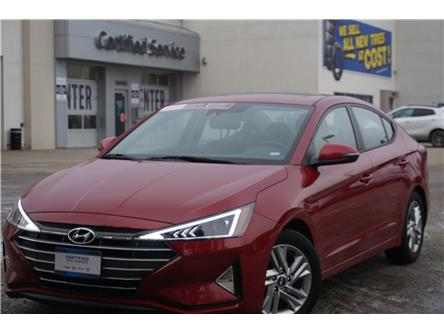 2020 Hyundai Elantra Preferred (Stk: P3641) in Salmon Arm - Image 1 of 26