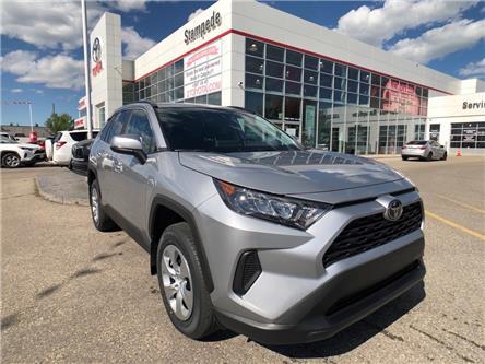 2021 Toyota RAV4 LE (Stk: 210272) in Calgary - Image 1 of 20