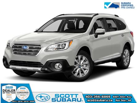 2017 Subaru Outback 2.5i Touring (Stk: SS0426) in Red Deer - Image 1 of 7
