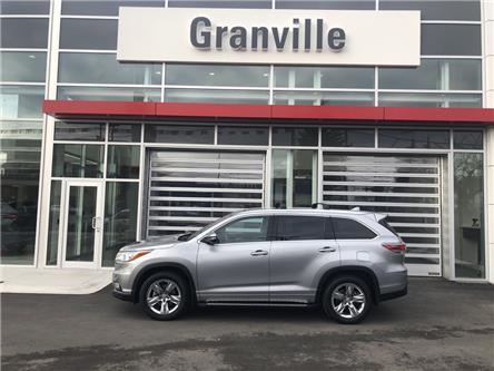2015 Toyota Highlander Limited (Stk: 21RH45A) in Vancouver - Image 1 of 19