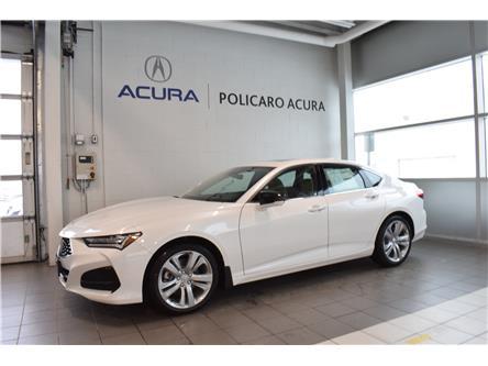 2021 Acura TLX Tech (Stk: M801529COURTESY) in Brampton - Image 1 of 23