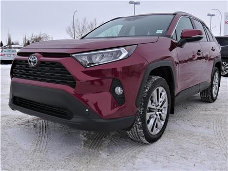 2021 Toyota RAV4 XLE (Stk: RAM053) in Lloydminster - Image 1 of 19
