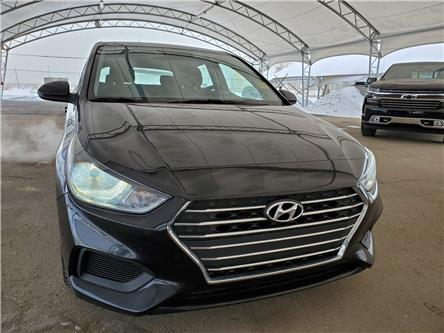 2019 Hyundai Accent Preferred (Stk: 188594) in AIRDRIE - Image 1 of 24
