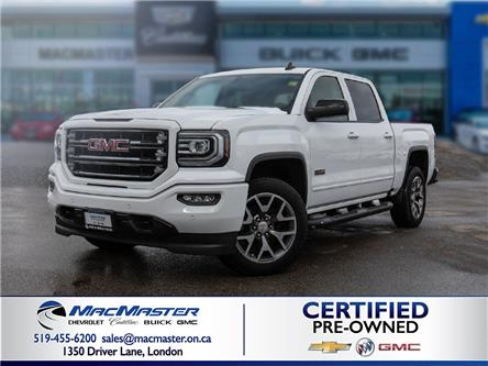 2018 GMC Sierra 1500 SLT (Stk: 210254A) in London - Image 1 of 10