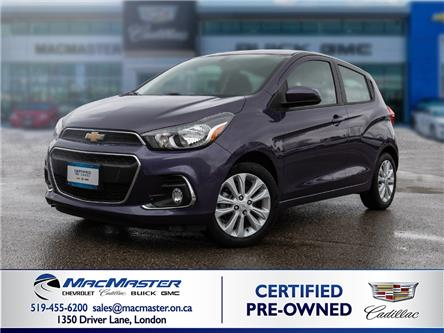 2017 Chevrolet Spark 1LT CVT (Stk: 201034PA) in London - Image 1 of 10