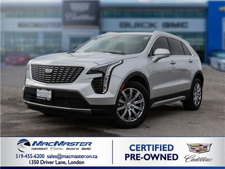 2019 Cadillac XT4  (Stk: 201041A) in London - Image 1 of 10
