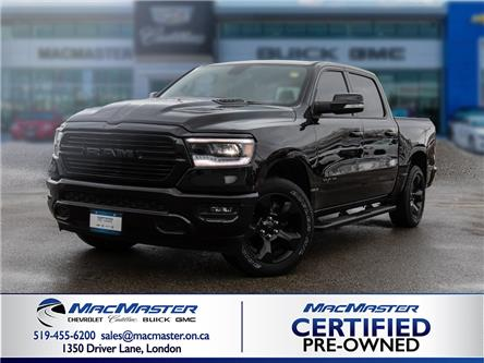2019 RAM 1500  (Stk: 201076A) in London - Image 1 of 10