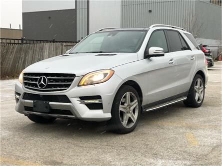2015 Mercedes-Benz M-Class Base (Stk: P14401A) in North York - Image 1 of 22