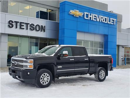 2016 Chevrolet Silverado 3500HD High Country (Stk: 21-128A) in Drayton Valley - Image 1 of 14