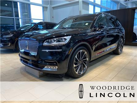 2021 Lincoln Aviator Reserve (Stk: M-340) in Calgary - Image 1 of 7