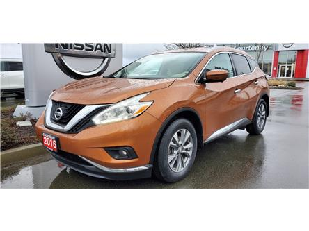 2016 Nissan Murano SL (Stk: MUR2018A) in Courtenay - Image 1 of 9