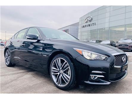 2016 Infiniti Q50 Hybrid  (Stk: U16768) in Thornhill - Image 1 of 23