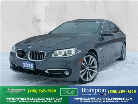 2016 BMW 535i xDrive (Stk: 1286) in Mississauga - Image 1 of 26