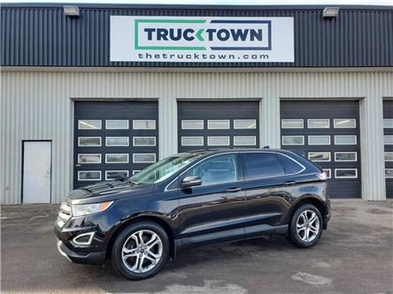 2016 Ford Edge Titanium (Stk: T0215) in Smiths Falls - Image 1 of 26