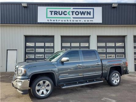2017 GMC Sierra 1500 SLT (Stk: T0221) in Smiths Falls - Image 1 of 21