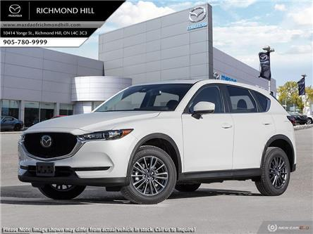 2021 Mazda CX-5 GS (Stk: 21-117) in Richmond Hill - Image 1 of 22