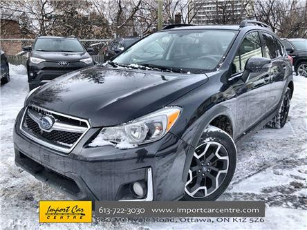 2016 Subaru Crosstrek Limited Package (Stk: 316578) in Ottawa - Image 1 of 25