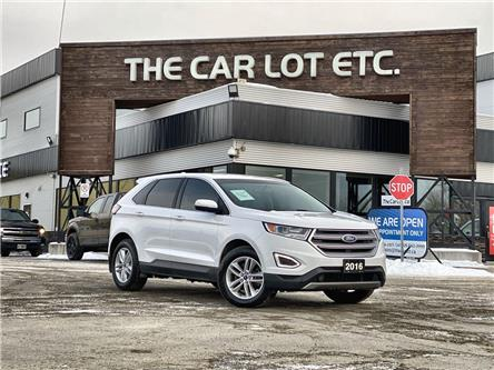 2016 Ford Edge SEL (Stk: 20675) in Sudbury - Image 1 of 25