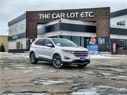 2016 Ford Edge Titanium (Stk: 19769) in Sudbury - Image 1 of 25