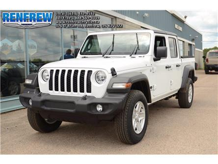 2020 Jeep Gladiator Sport S (Stk: L024) in Renfrew - Image 1 of 25