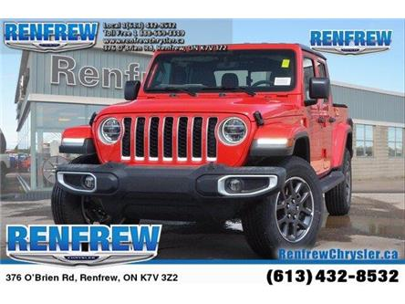 2020 Jeep Gladiator Overland (Stk: L003) in Renfrew - Image 1 of 20