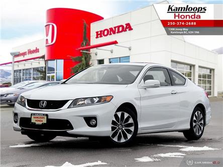 2014 Honda Accord EX-L-NAVI (Stk: 15191U) in Kamloops - Image 1 of 25