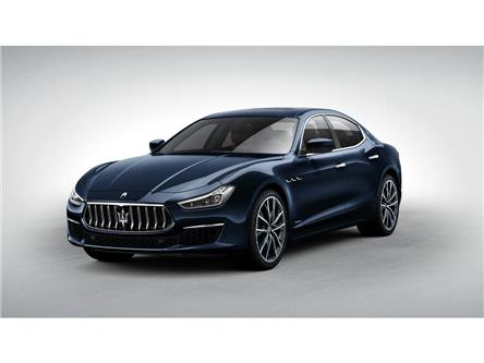2021 Maserati Ghibli S Q4 GranLusso (Stk: 21ML03) in Laval - Image 1 of 8