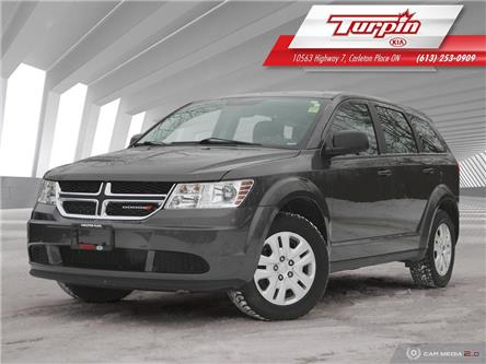 2018 Dodge Journey CVP/SE (Stk: 21P136B) in Carleton Place - Image 1 of 24