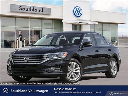 2020 Volkswagen Passat Highline (Stk: M20085) in Medicine Hat - Image 1 of 23