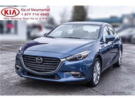 2017 Mazda Mazda3 GT (Stk: P1329) in Newmarket - Image 1 of 19