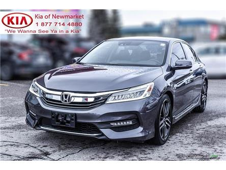 2017 Honda Accord Touring (Stk: P1331) in Newmarket - Image 1 of 21