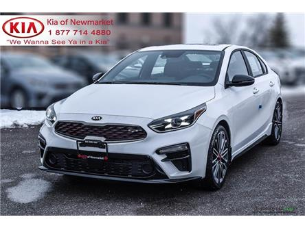 2021 Kia Forte GT Limited (Stk: 210187) in Newmarket - Image 1 of 21