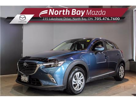 2018 Mazda CX-3 GT (Stk: U6767A) in North Bay - Image 1 of 21