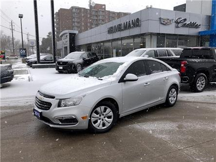 2015 Chevrolet Cruze  (Stk: TL387AA) in Chatham - Image 1 of 21