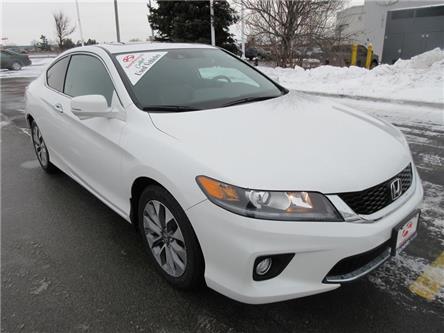 2015 Honda Accord EX-L-NAVI (Stk: K16227A) in Ottawa - Image 1 of 17