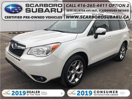 2015 Subaru Forester  (Stk: FH527670) in Scarborough - Image 1 of 18