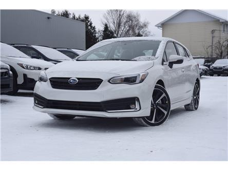 2021 Subaru Impreza Sport-tech (Stk: SM247) in Ottawa - Image 1 of 25