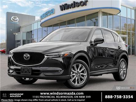 2021 Mazda CX-5 GT w/Turbo (Stk: C520104) in Windsor - Image 1 of 10