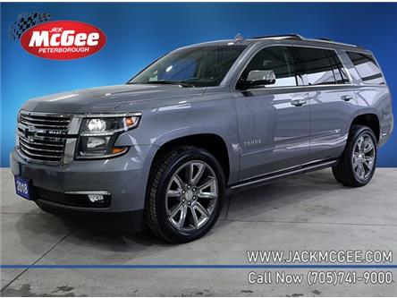 2018 Chevrolet Tahoe Premier (Stk: 21239A) in Peterborough - Image 1 of 19