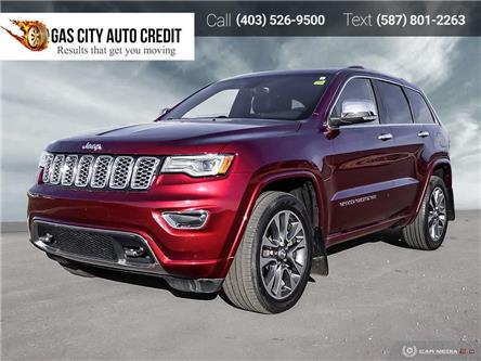 2017 Jeep Grand Cherokee Overland (Stk: MT2461B) in Medicine Hat - Image 1 of 25