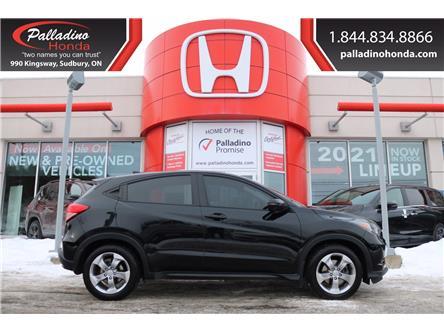 2018 Honda HR-V EX (Stk: U9875) in Greater Sudbury - Image 1 of 35