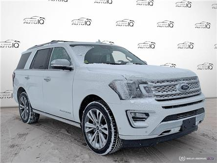 2020 Ford Expedition Platinum (Stk: S0782) in St. Thomas - Image 1 of 28