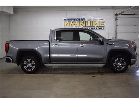2021 GMC Sierra 1500 SLT (Stk: M01106) in Watrous - Image 1 of 47
