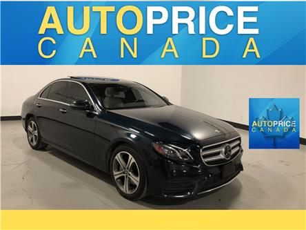 2018 Mercedes-Benz E-Class Base (Stk: B2938) in Mississauga - Image 1 of 28