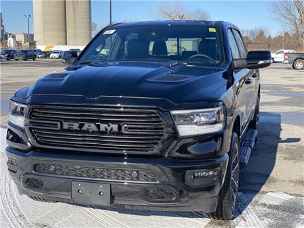 2021 RAM 1500 Sport (Stk: N04955) in Chatham - Image 1 of 17