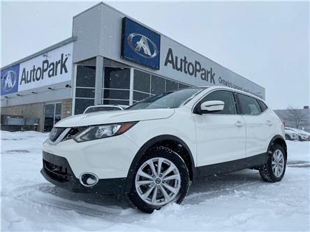2019 Nissan Qashqai SV (Stk: 19-35573RJB) in Barrie - Image 1 of 24