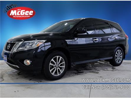 2014 Nissan Pathfinder S (Stk: 20616A) in Peterborough - Image 1 of 18