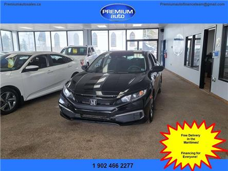 2019 Honda Civic LX (Stk: 006728) in Dartmouth - Image 1 of 20