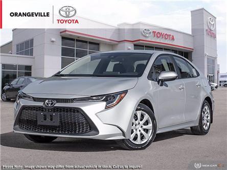 2021 Toyota Corolla LE (Stk: 21012) in Orangeville - Image 1 of 21