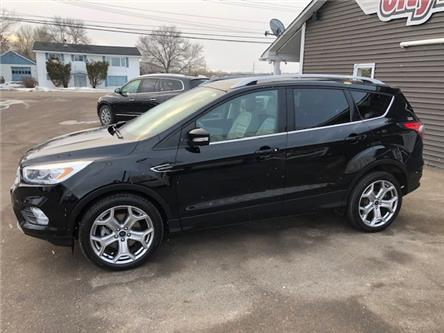2017 Ford Escape Titanium (Stk: ) in Sussex - Image 1 of 28
